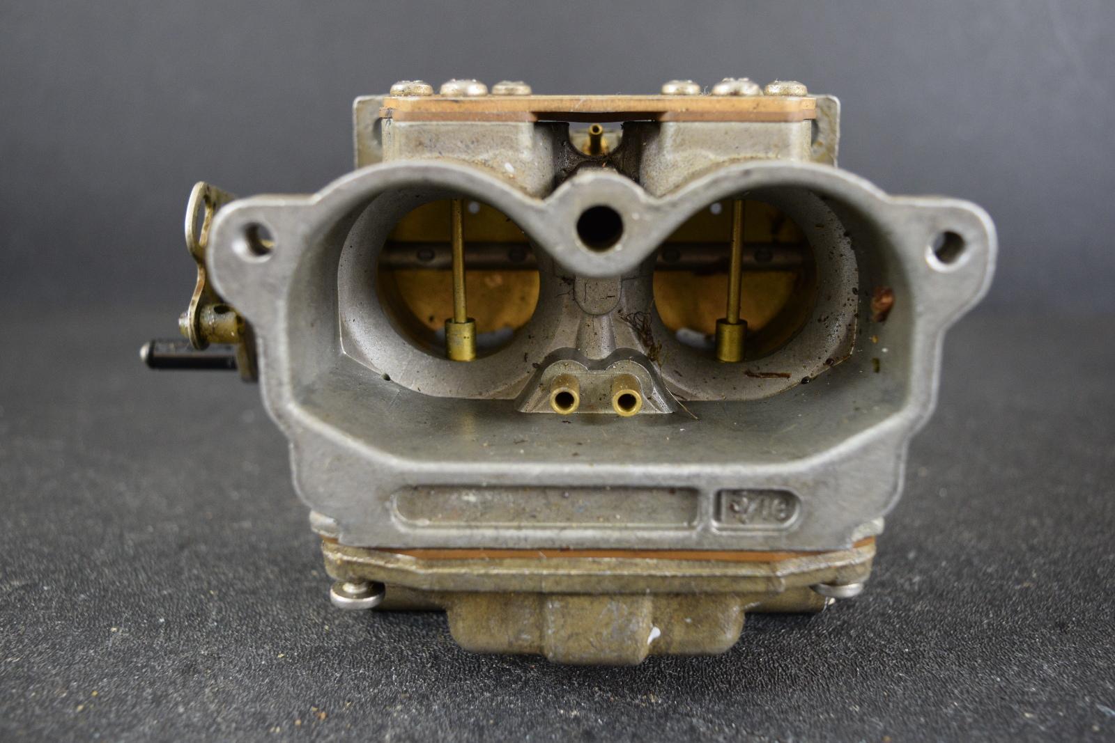 refurbished 1988 1990 johnson evinrude bottom carburetor. Black Bedroom Furniture Sets. Home Design Ideas
