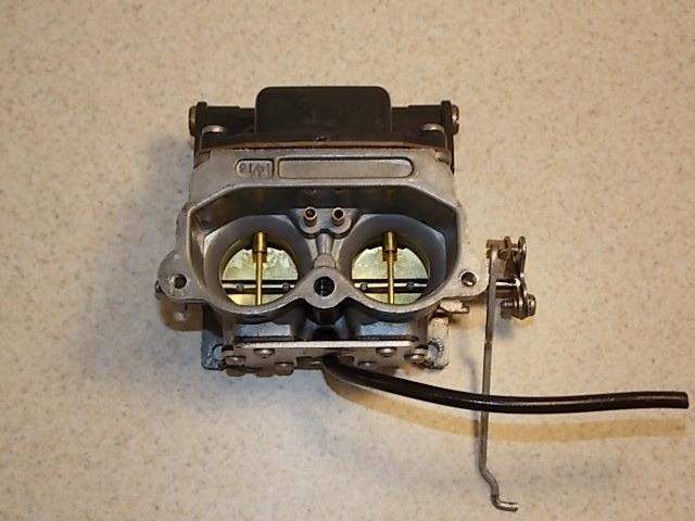 johnson evinrude carburetor lower assy 432126 1988 1990. Black Bedroom Furniture Sets. Home Design Ideas