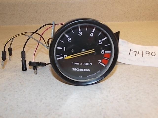Rpm gauge on Shoppinder