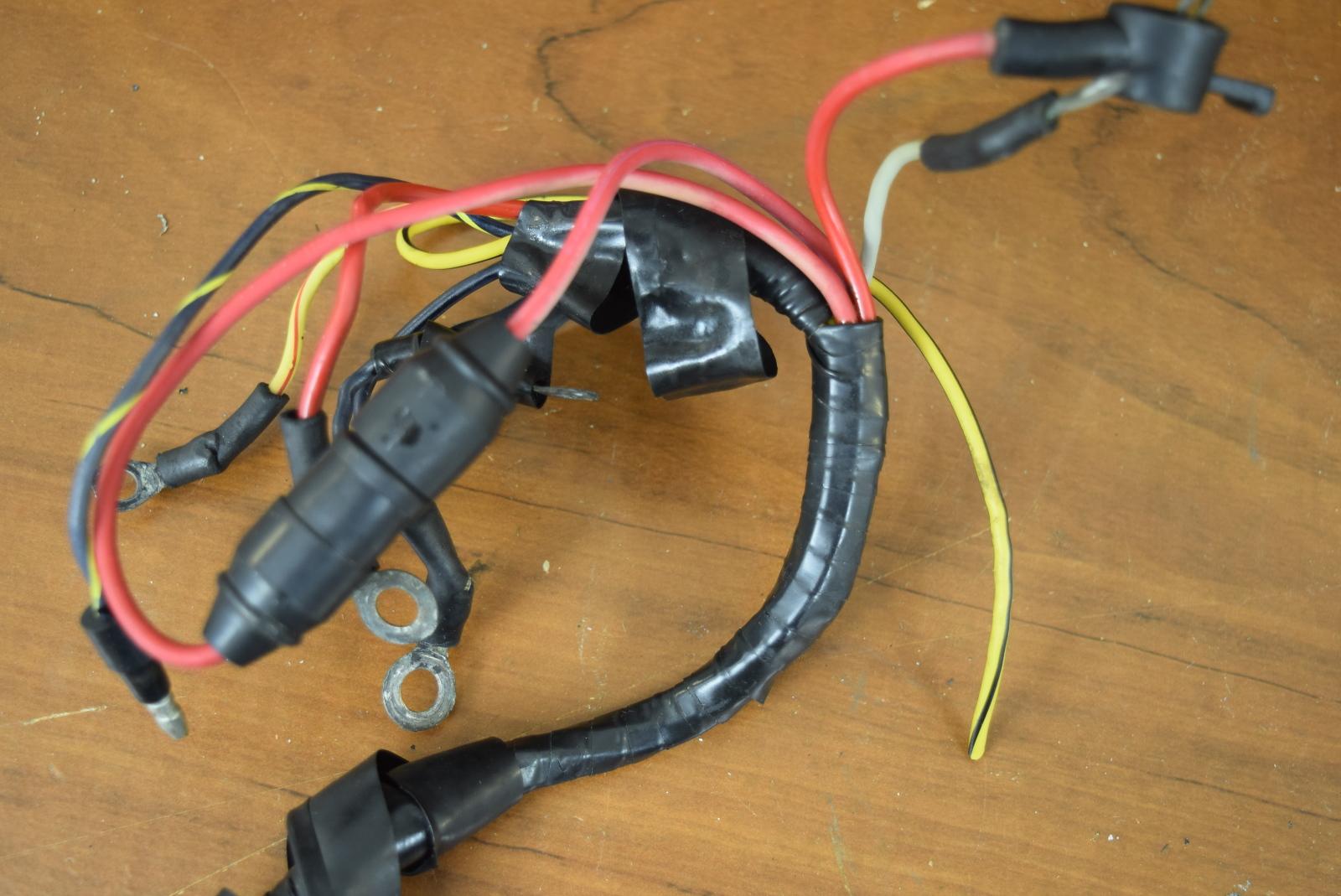 mercury wiring harness   solenoid 92436a5 92436a3 96054 30 HP Mercury Outboard Wiring Diagram Mercury Outboard Wiring Schematic Diagram