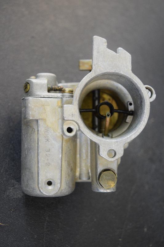 Crb Refurbished Mercury Middle Carburetor A Wmk Hp on Carburetor For Mercury Outboards