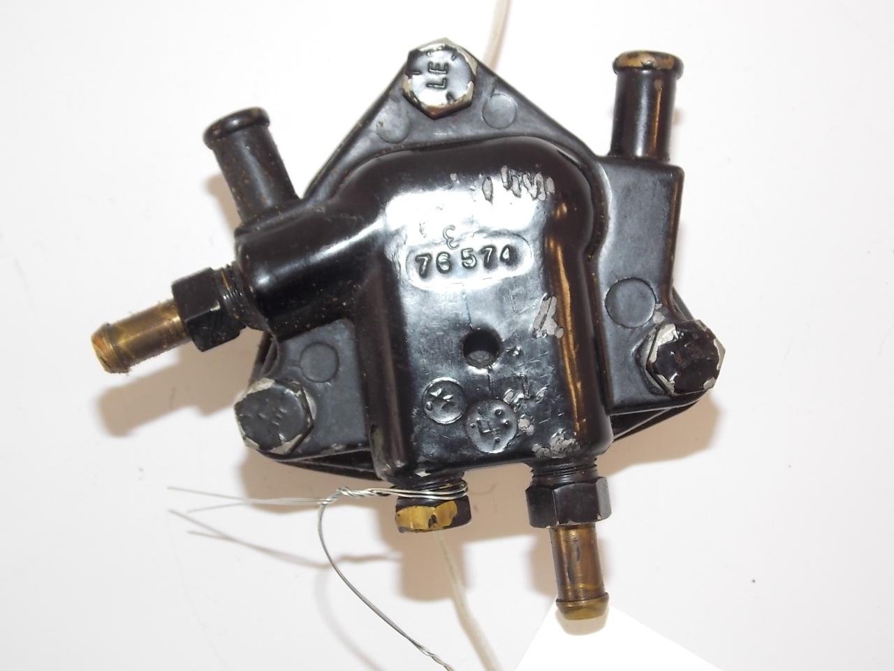 1992 Johnson 25 Hp Outboard Motor Carburetor 1992 Free