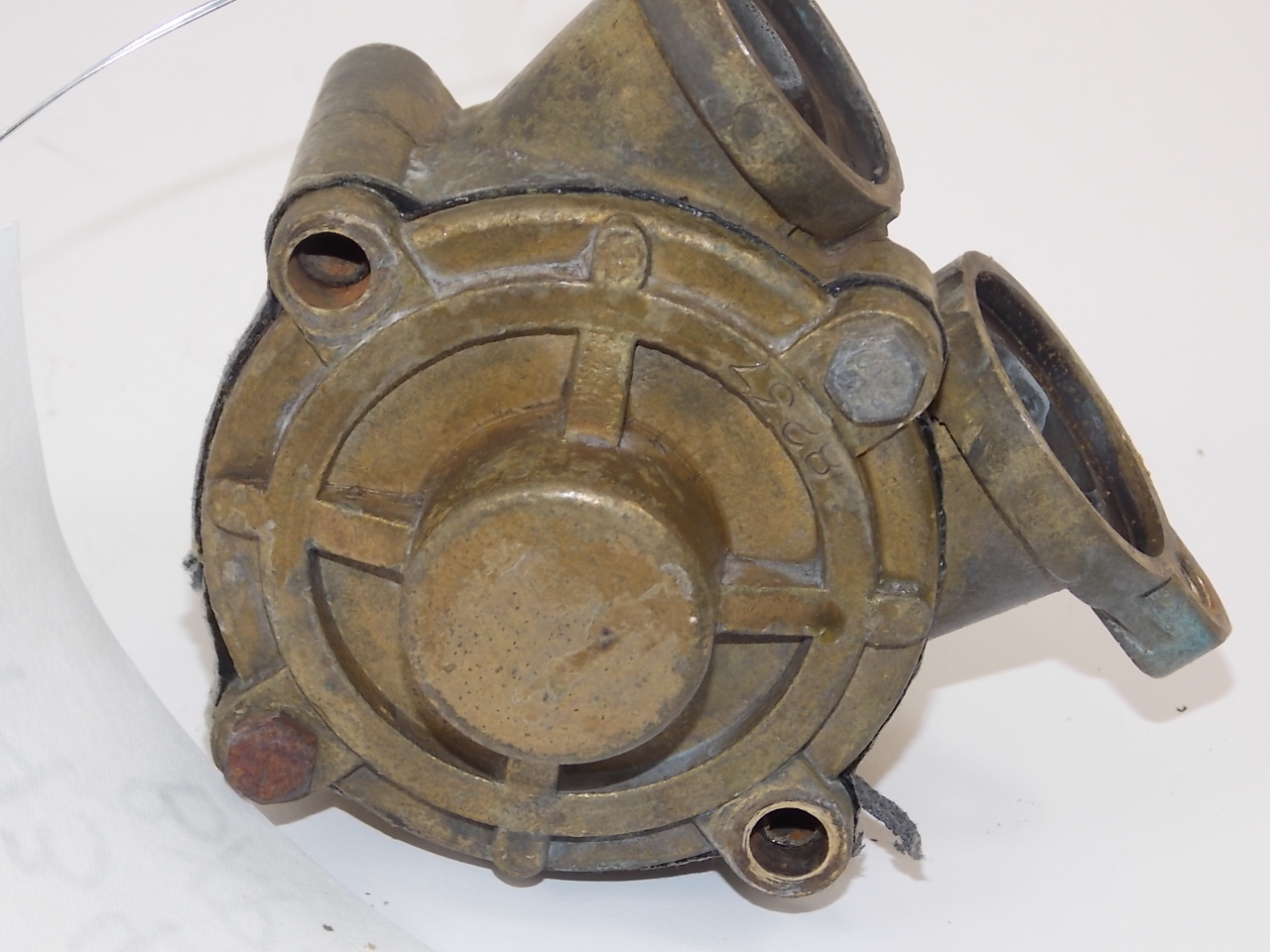 Aq125a 1984 Volvo Penta Engine Diagram Wiring Choke