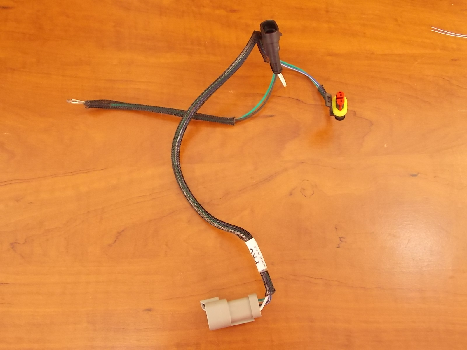 22822 mwh johnson evinrude wire harness t t assy 2010 2015 15 25 30 0587095 johnson evinrude wire harness t & t assy 2010 2015 15 25 30 Fraitliner Diesel Wireing Harness at gsmx.co