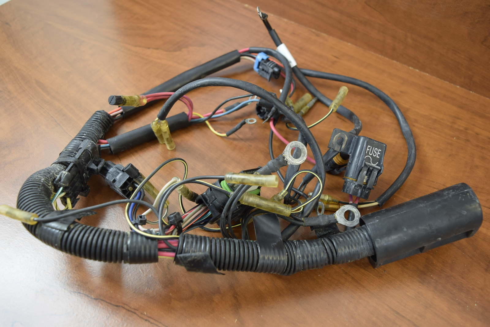 mercury mariner engine wiring harness 1999 2006 25 hp 4 stroke mercury mariner engine wiring harness 1999 2006 25 hp 4 stroke 859202t2