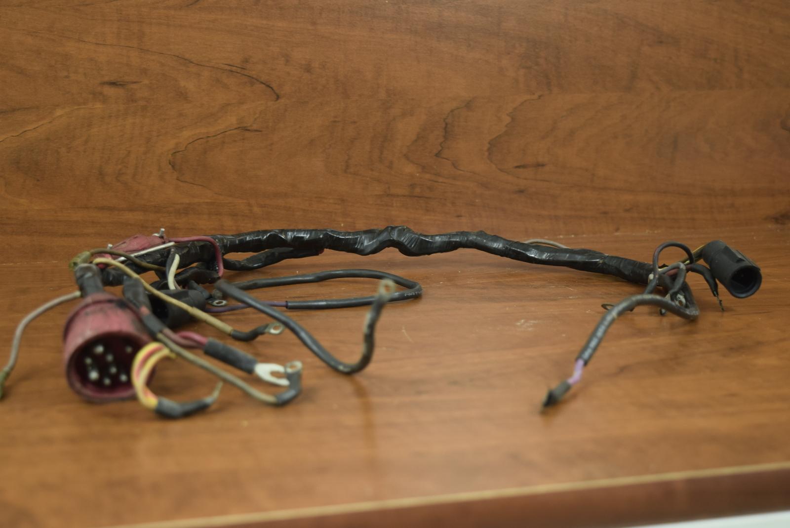 johnson evinrude motor cable wiring harness 583852 1989. Black Bedroom Furniture Sets. Home Design Ideas