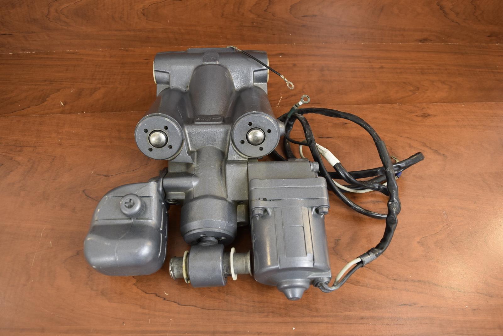 Yamaha Showa Power Trim  U0026 Tilt Assy 63p