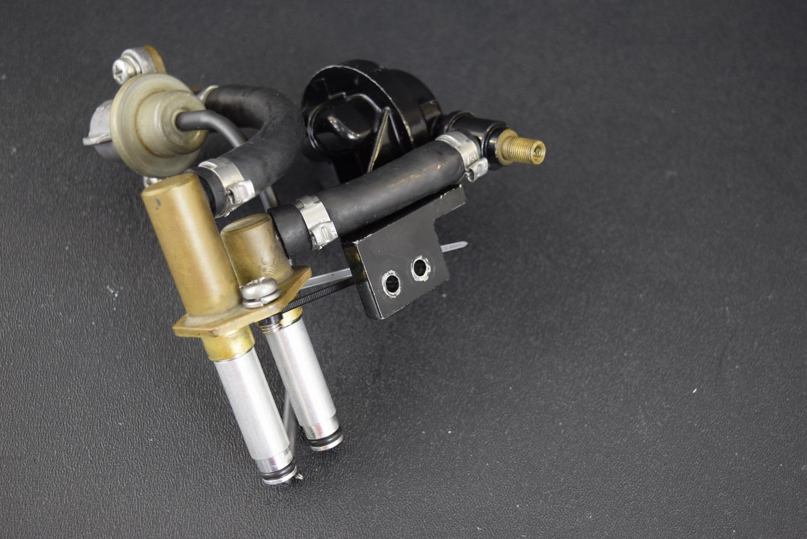 Mercury 150 Hp 4 Stroke Change Fuel Filter Get Kit Pressure Regulator 15442 15027