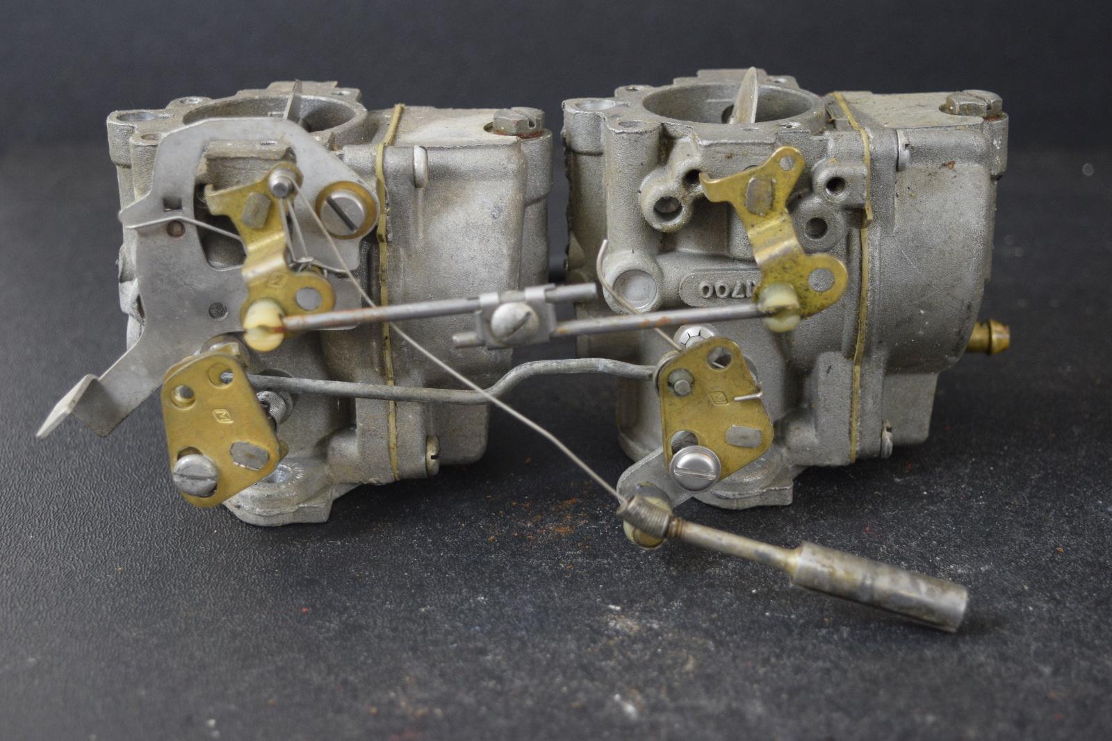 Crb Refurbished Johnson Evinrude Carburetor Set Hp on Carburetor For Mercury Outboards