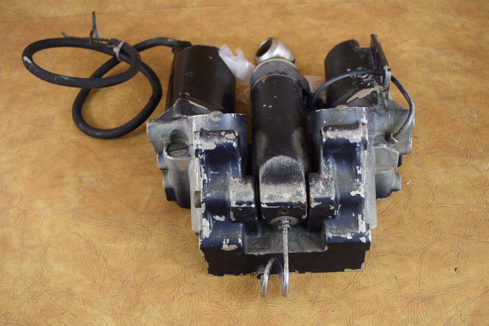 Johnson Evinrude Crossfire Power Trim 398424 1978
