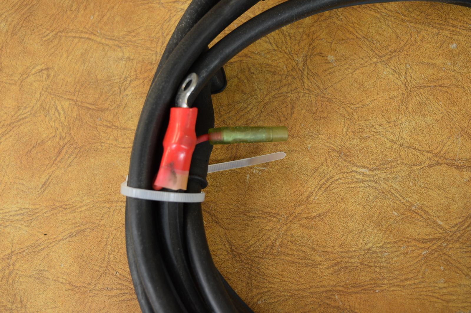 Suzuki Outboard Cables : Mercury johnson evinrude suzuki yamaha outboard battery