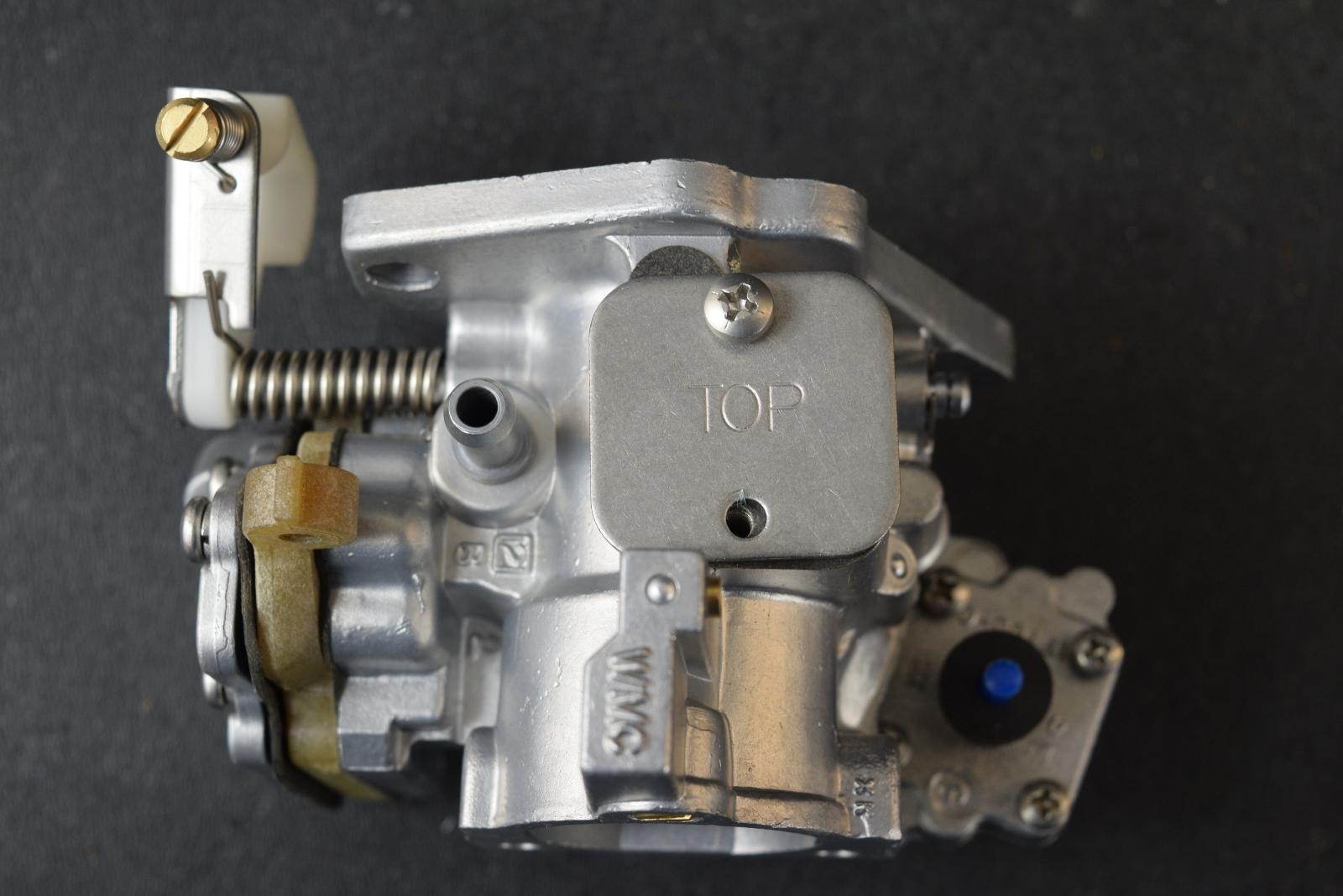 Crb Refurbished Mercury Carburetor T Wmc Wmc Hp on Carburetor For Mercury Outboards