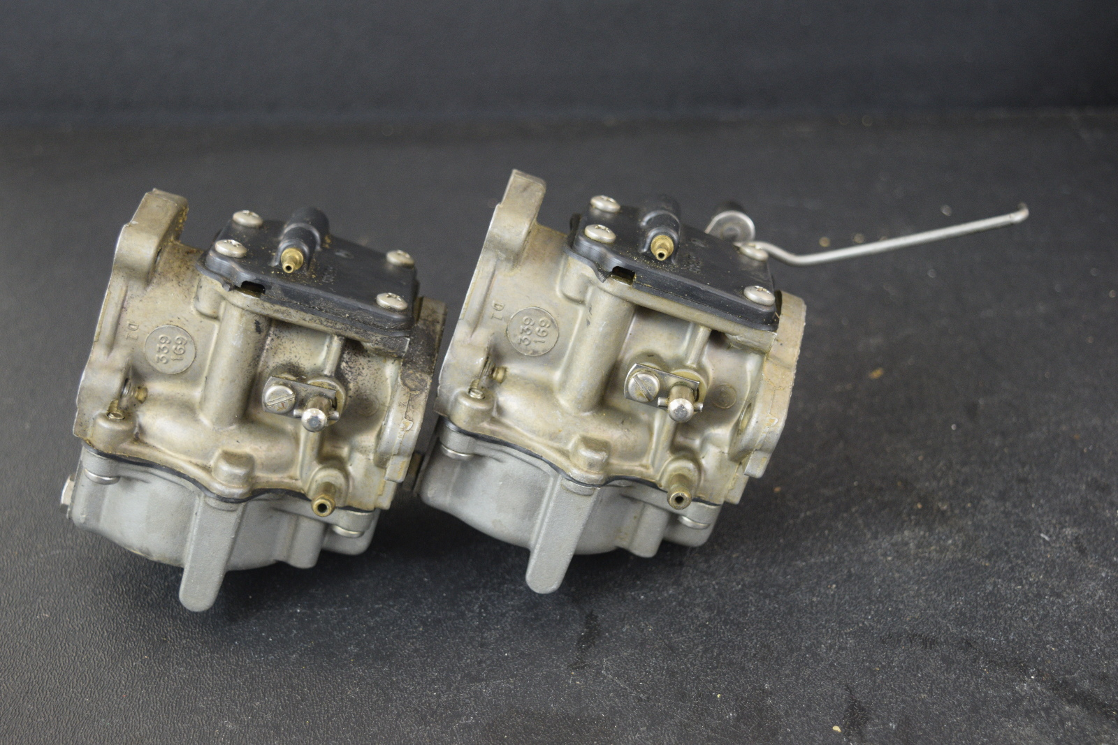 Johnson 115 Outboard Carburetor Adjustment – Billy Knight