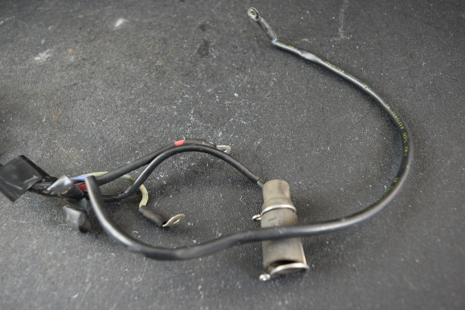 1978 Johnson Evinrude Omc Engine Cable Wiring Harness