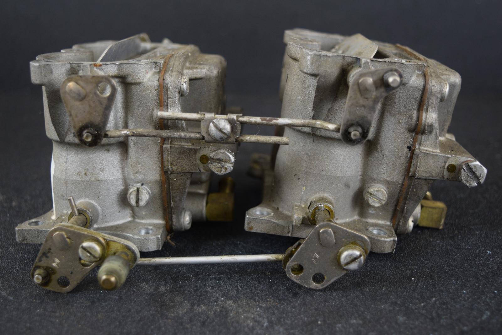 rebuilt 1977 johnson evinrude carburetor set 387844 c. Black Bedroom Furniture Sets. Home Design Ideas