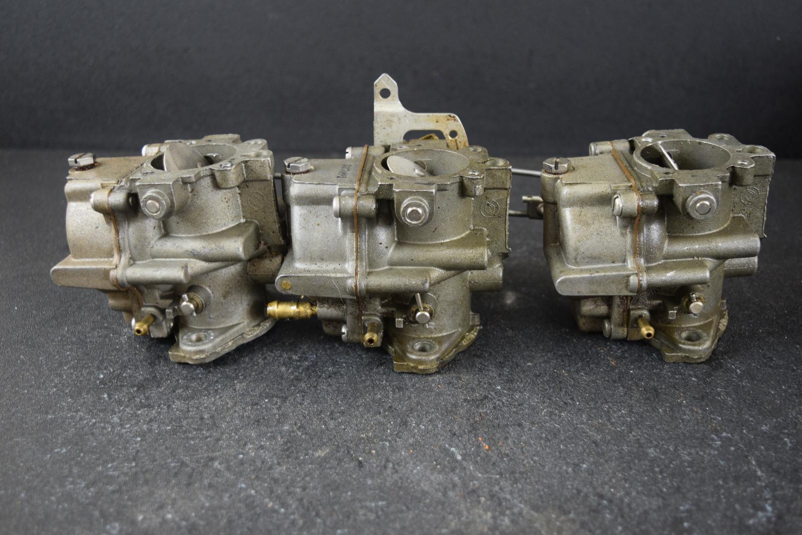 Refurbished 1975 johnson evinrude carburetor set 386268 for 1975 johnson outboard motor parts