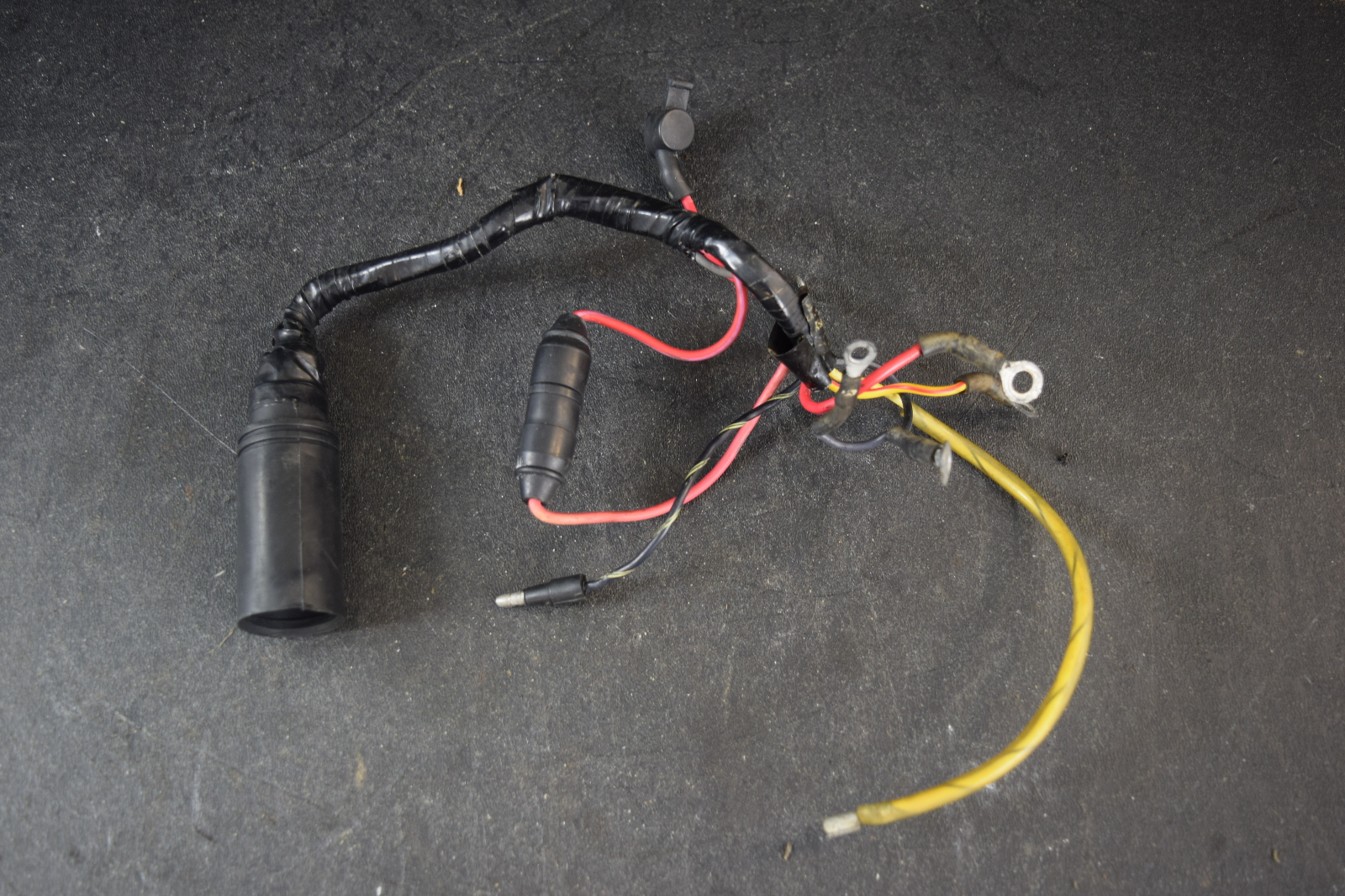 1980 04 mercury wiring harness 92436a5 92436a3 15 18 20 25 Mercury Outboard Tach Wiring Diagram 30 HP Mercury Outboard Wiring Diagram