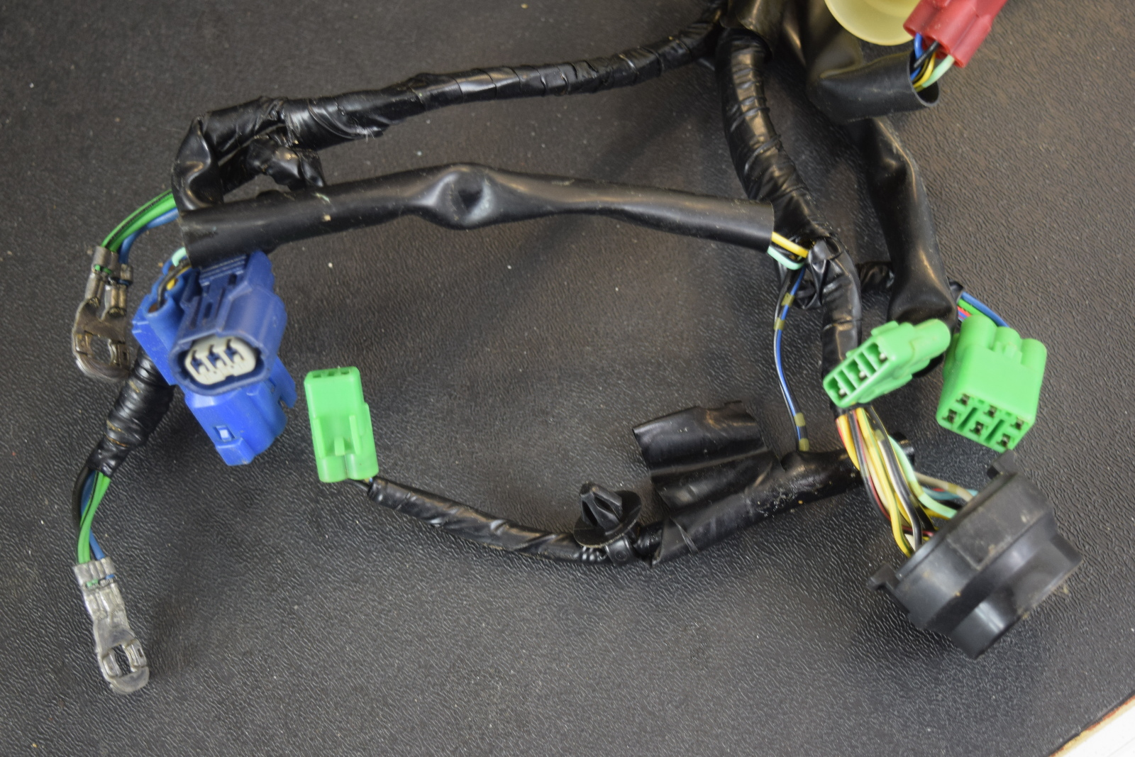 Honda Outboard Engine Wiring Harness