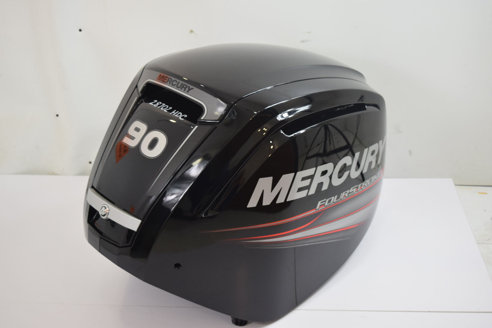 90 Hp Mercury Outboard >> LIKE NEW! 2015 Mercury Hood Engine Cover Cowling 8M0087994 ...