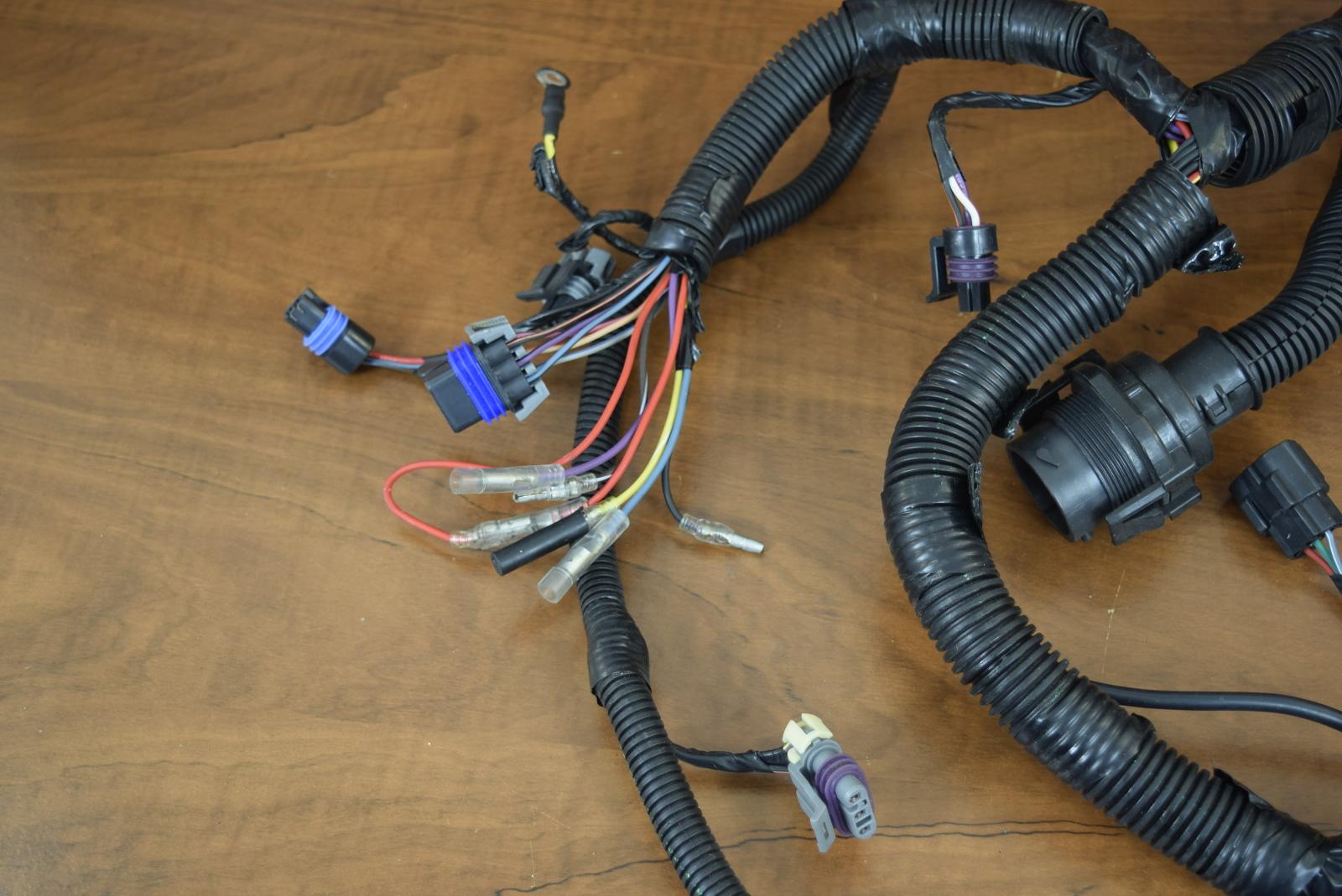 new mercury quicksilver engine wiring harness 892971t05 2006 2009 200 225 250 hp ebay