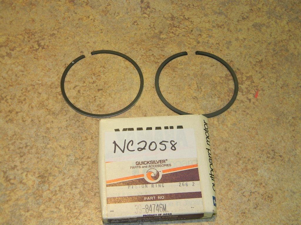 Quicksilver Piston Ring