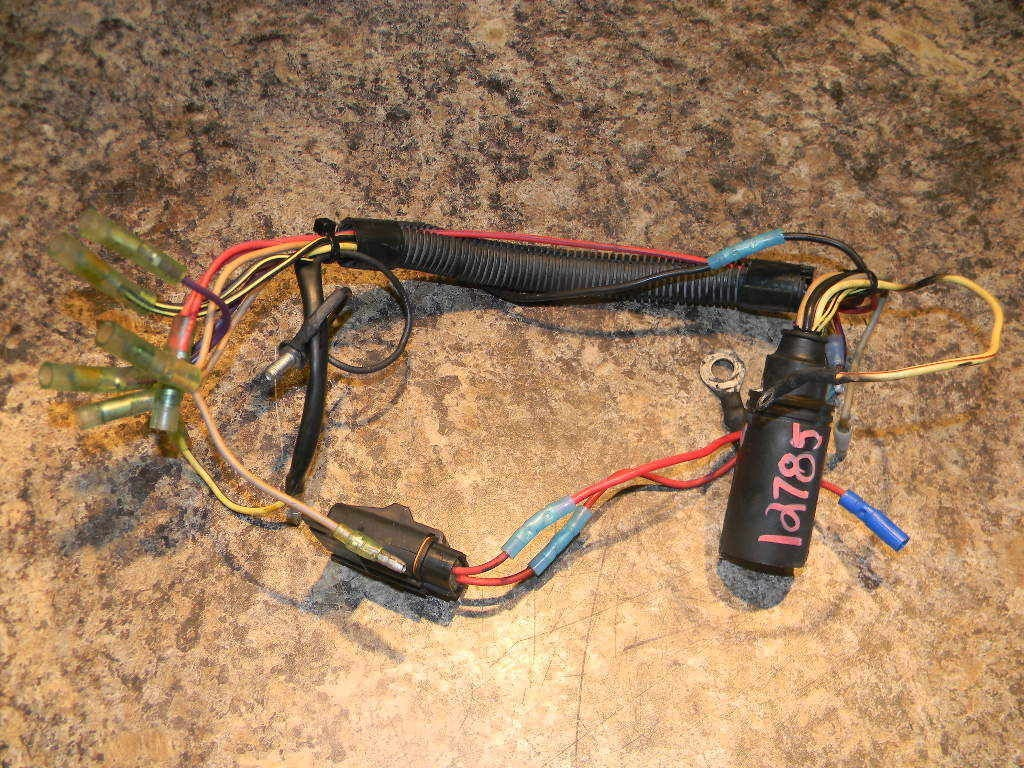 mercury mariner engine wiring harness 850043a2 1994 2010 75 90 125 hp ebay