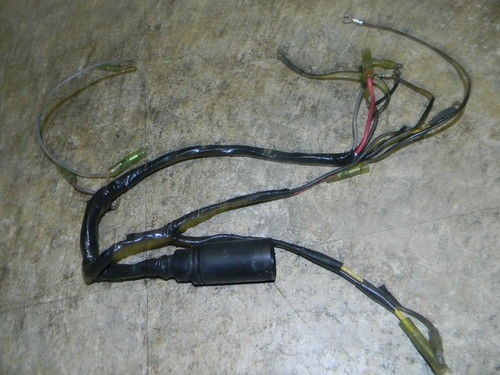 mercury wire harness 18672a8 1989 1997 40 hp southcentral outboards
