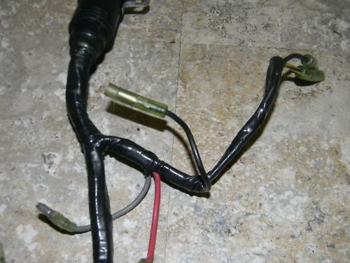 mercury force wiring harness 818952a1 1992 1995 40 50 hp. Black Bedroom Furniture Sets. Home Design Ideas