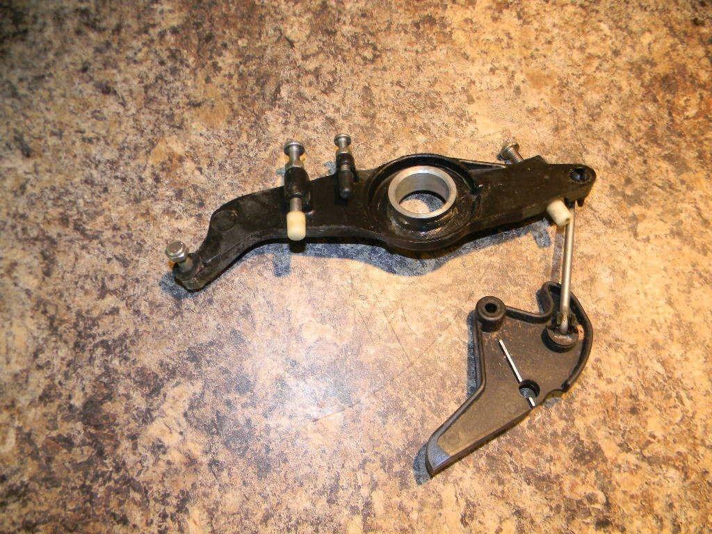 Mercruiser Throttle Lever : Mercury throttle lever  hp