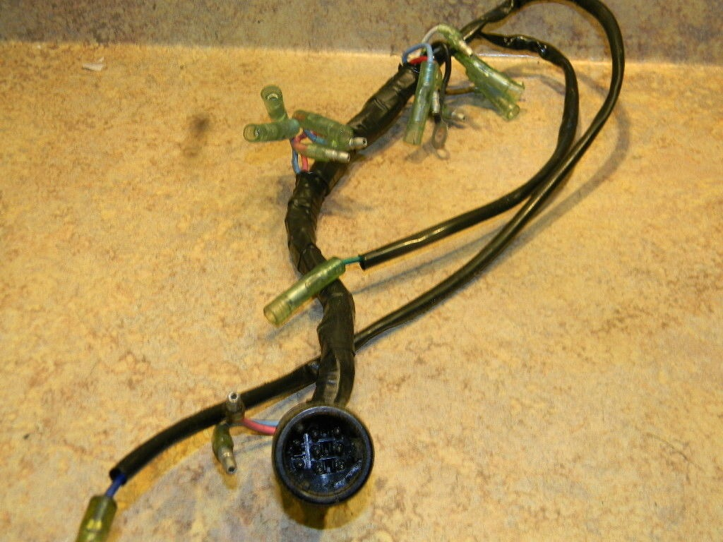 nissan tohatsu wiring harness from a 1996 70 hp
