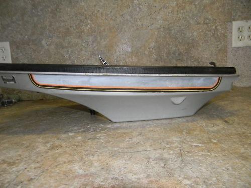 Suzuki outboard lower oil pan 35 40 hp 1980 1983 for Suzuki 40 hp outboard motor