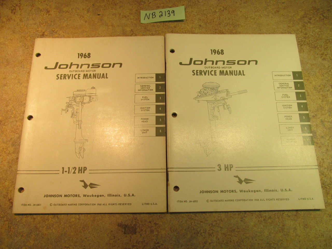 2016 Johnson 50hp Outboard Manual
