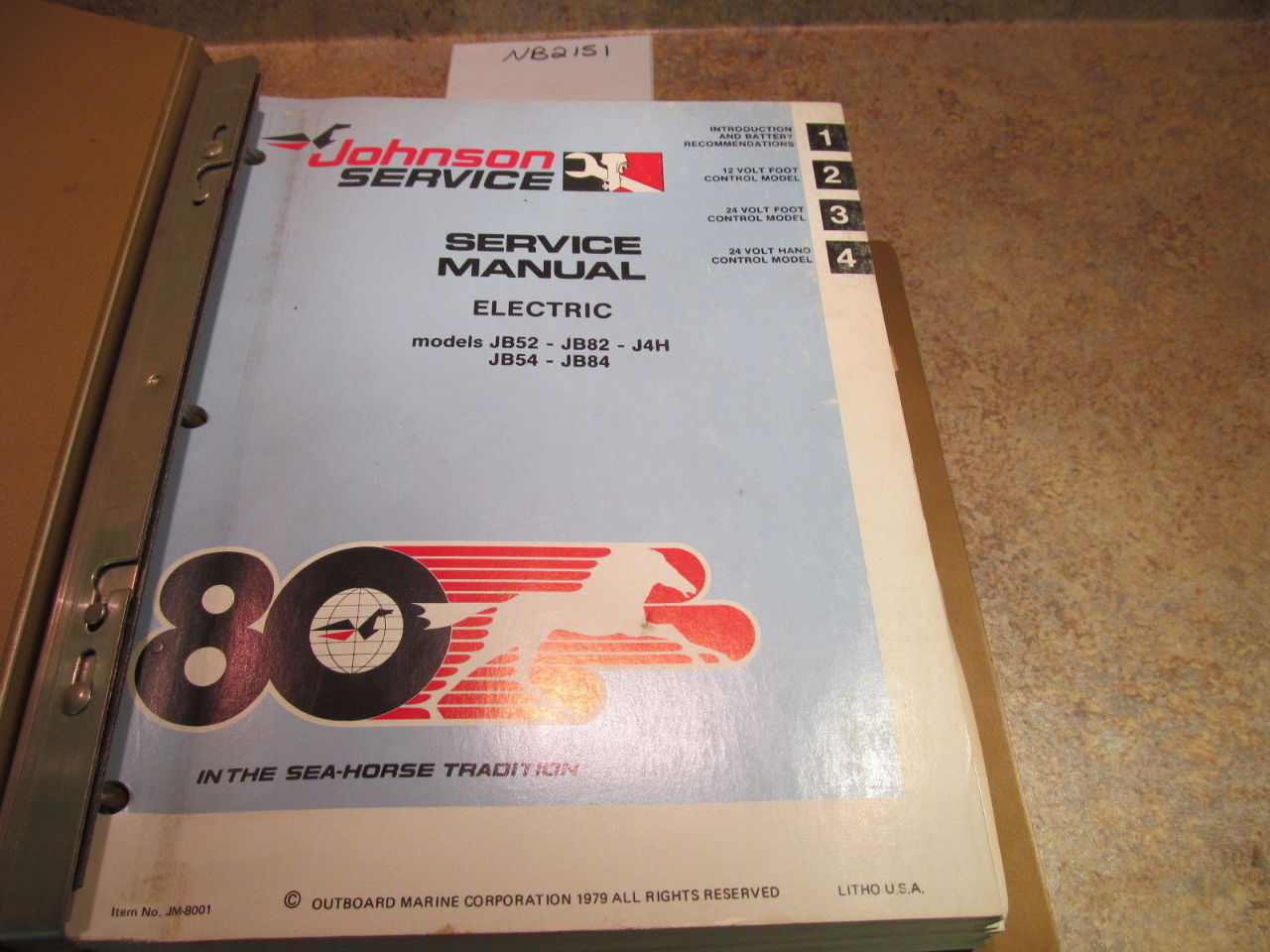 1969 ford mustang shop manual