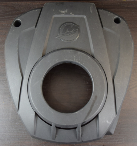 2015 Mercury Flywheel Cover 8M0057690 8M0030233 150 HP 4-Stroke 4 Cylinder