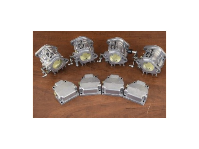 REBUILT! 1994-04 Mercury Carburetor Set 824894T4 824894T5 824894T6 WME-81 125 HP