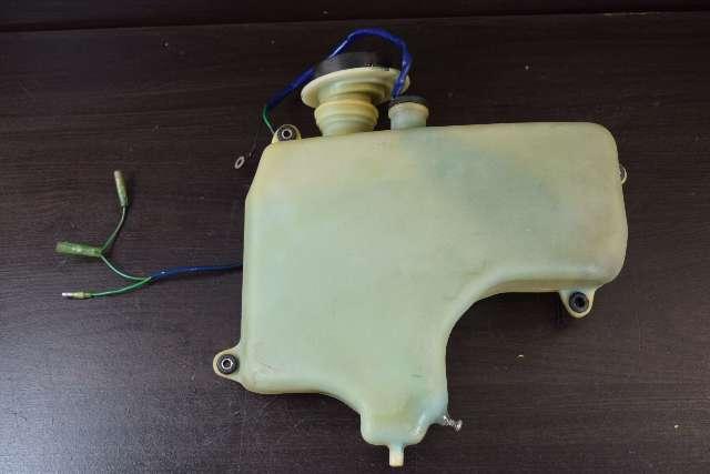 1984-85 Yamaha Oil Tank & Oil Gauge 6H3-21707-01-00 6H3-85720-10-00 70 HP 3 Cyl