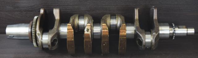 LIKE-NEW! 2015 Mercury Crankshaft 8M0057666 150 HP 4-Stroke 4 Cyl