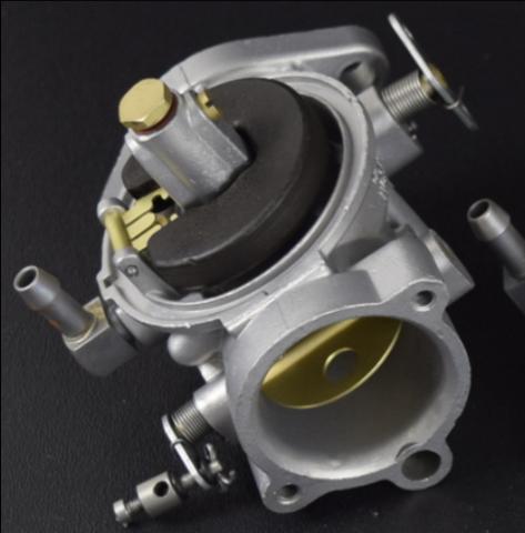 REFURBISHED! Force Top Carburetor NO BOWL F631061-1 WE-18 WE 18-1 85 HP 3 Cyl