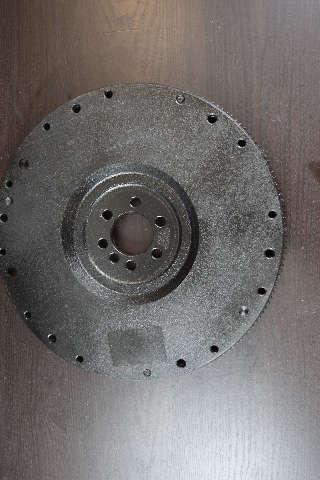 Volvo Penta Flywheel Assembly 3858694 4.3GL-A, 4.3GL-B, 4.3GL-C, 4.3GL-D