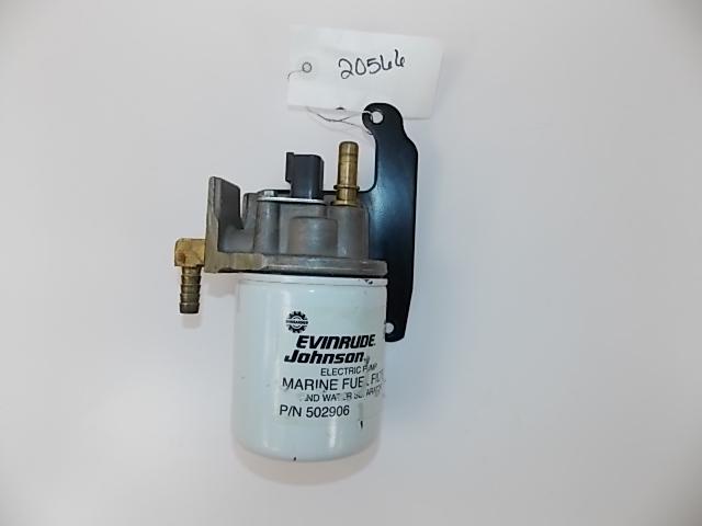 johnson evinrude fuel filter w housing 502906 439970 1999. Black Bedroom Furniture Sets. Home Design Ideas