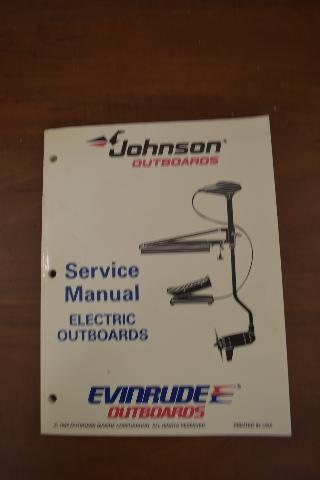 johnson evinrude service manual electric outboards 503139 rh southcentraloutboards com Old Evinrude Outboard Motors Identification BRP Evinrude Parts