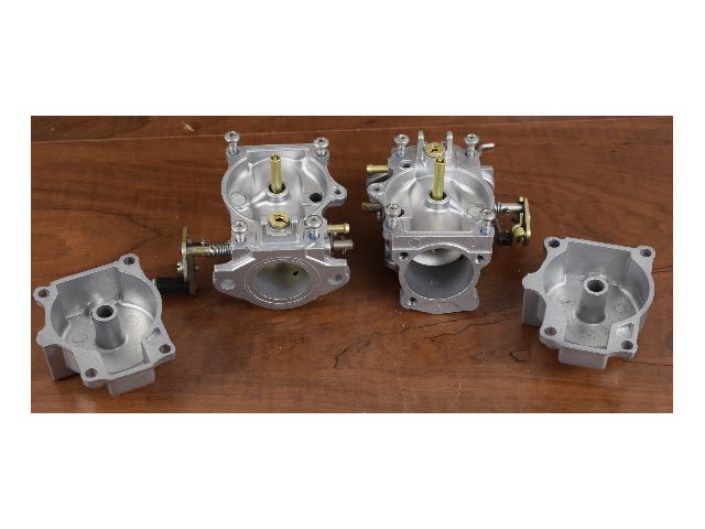 REBUILT! 1998-2001 Johnson Evinrude Carburetor Set 439458 C# 338069 40 HP 2 cyl
