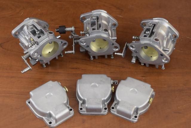 REBUILT! 1990 Mercury Carburetor Set WME-15 WME15 9012A61 70 75 80 90 HP 3 Cyl