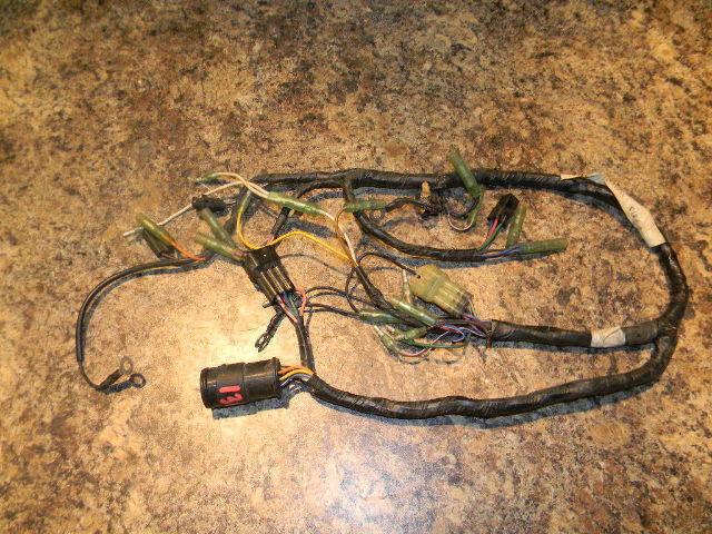 suzuki outboard wiring harness suzuki image wiring suzuki wiring harness assembly 36610 95d80 36610 95d81 1988 2000 on suzuki outboard wiring harness