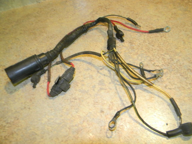mercury mariner wiring harness 96277a2 96277a4 1980 1989 45 50 hp 4 cylinder southcentral
