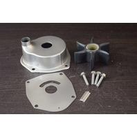 OEM! 1991-06 & 2009-2010 Mercury Force Complete Water Pump Kit 43024A7 30-125 HP