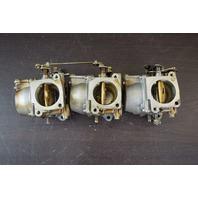 REFURBISHED!  Yamaha  Carburetor Set Casting #: 6H115 EJ03 6H115EJ03