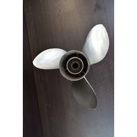 Mercury Stainless Steel Propeller 3 Blade 15 Splines 13-1/2 x 21 RH