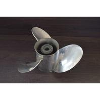 Mercury Stainless Steel Propeller 3 Blade 14 x 24 15 Splines RH V6