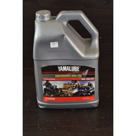 NEW Yamalube Performance Semi-Syn 4-Stroke SAE 10W-50 1 Gallon